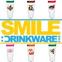 Smile Drinkware 125 x 125