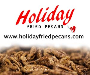 Holiday Fried Pecans – 300 x 250
